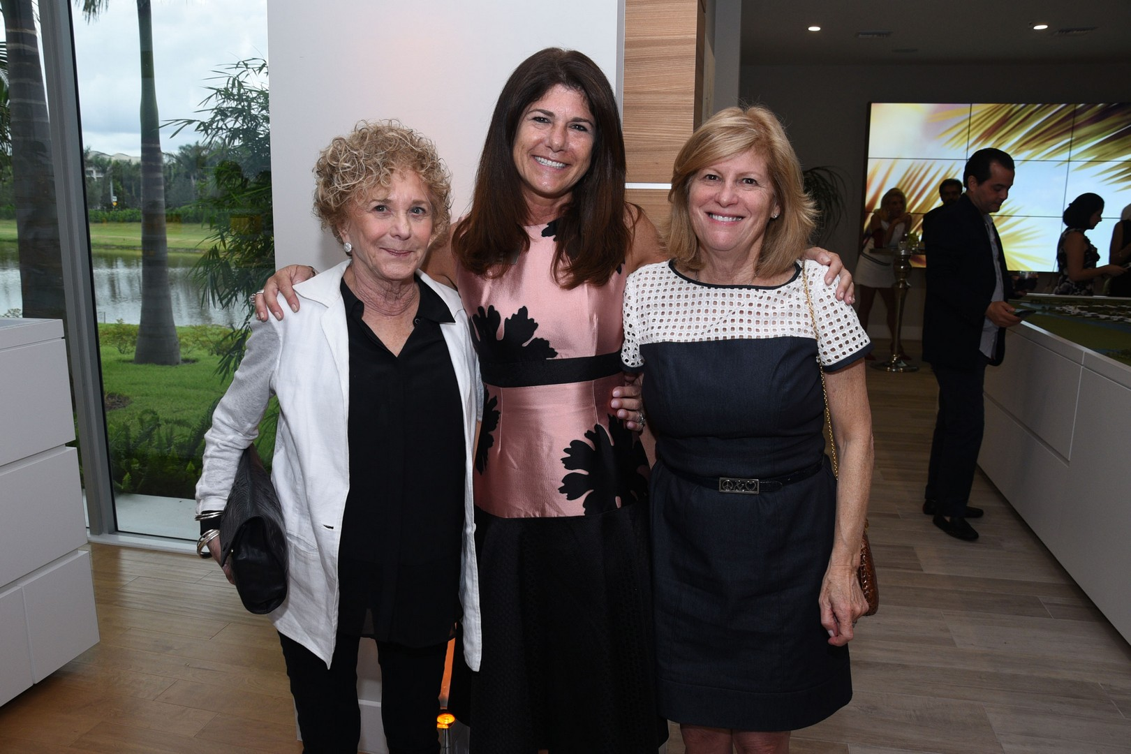 Toby Zack, Michelle Simon , & Debby Gold