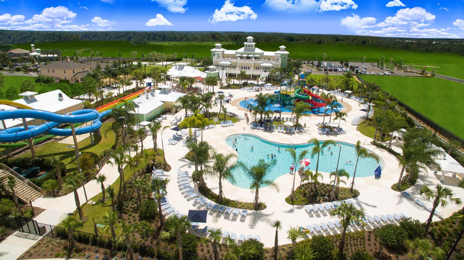 Encore Resort at Reunion  Lifestyle Media