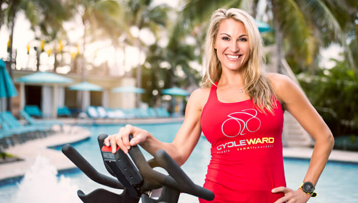 Cycleward owner Lisa Anderson