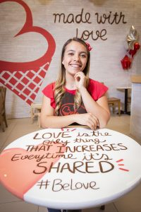 Luisa Castillo of Belove Creamery