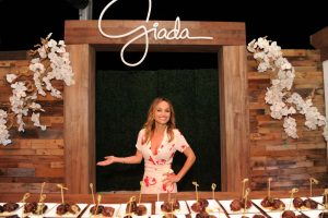 Giada De Laurentiis at Barilla's Italian Bites on the Beach sponsored by HCP Media and the Miami Herald Media Company hosted by Giada De Laurentiis - 2018 Food Network & Cooking Channel South Beach Wine & Food Festival at Beachside at Delano on February 22, 2018 in Miami Beach, Florida -PHOTO by: Seth Browarnik/WorldRedEye.com