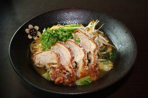 Crispy Duck Noodle Soup 2