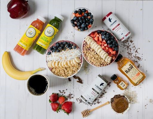 Buzzworthy New Breakfast Items At Beehive Kitchen