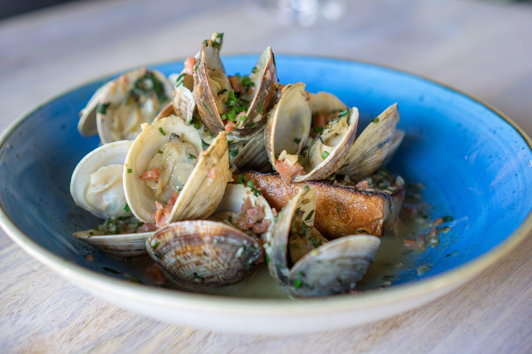 Beach House clams