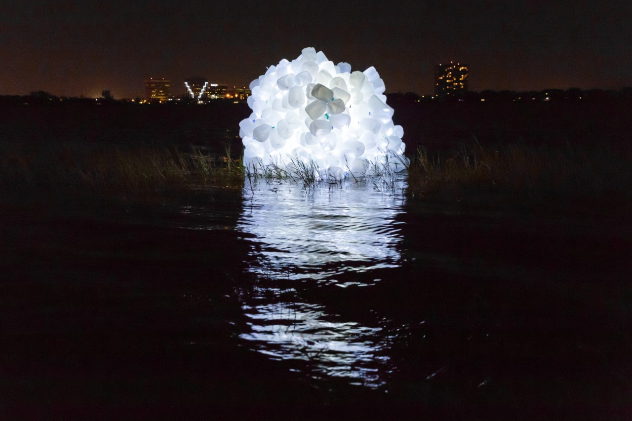 Plasticberg by Sibel Kocabasi