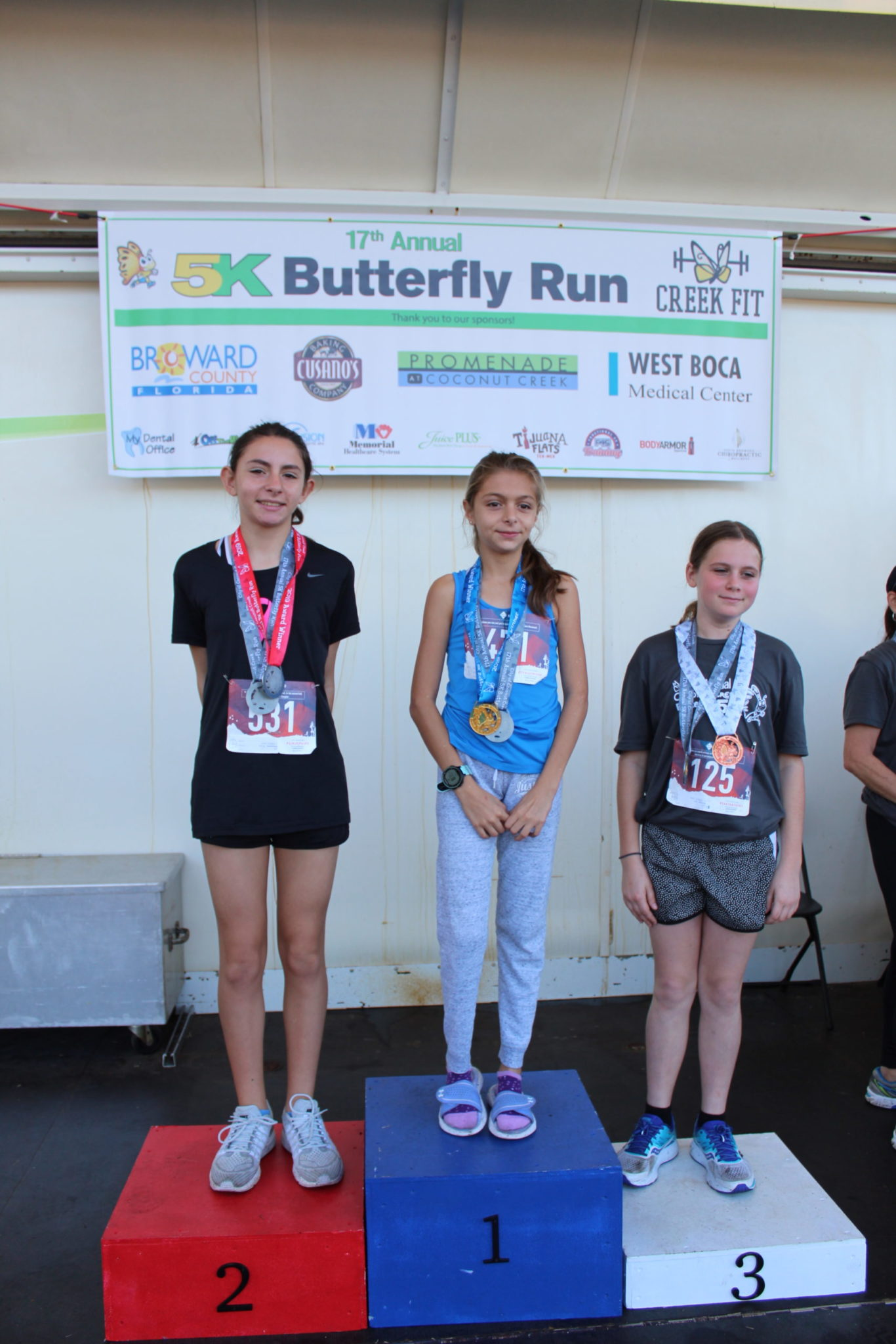 Coconut Creek Butterfly Run