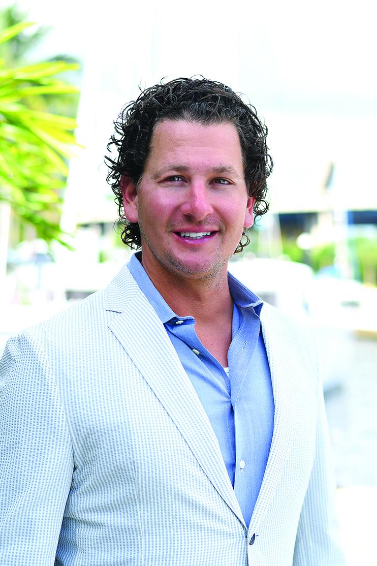Owner Mike Linder
