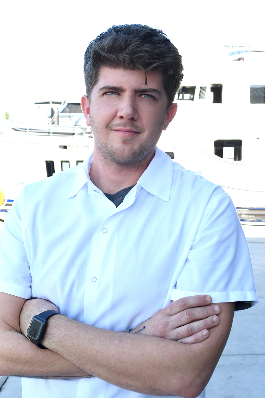 Executive chef Kelly O'Hara