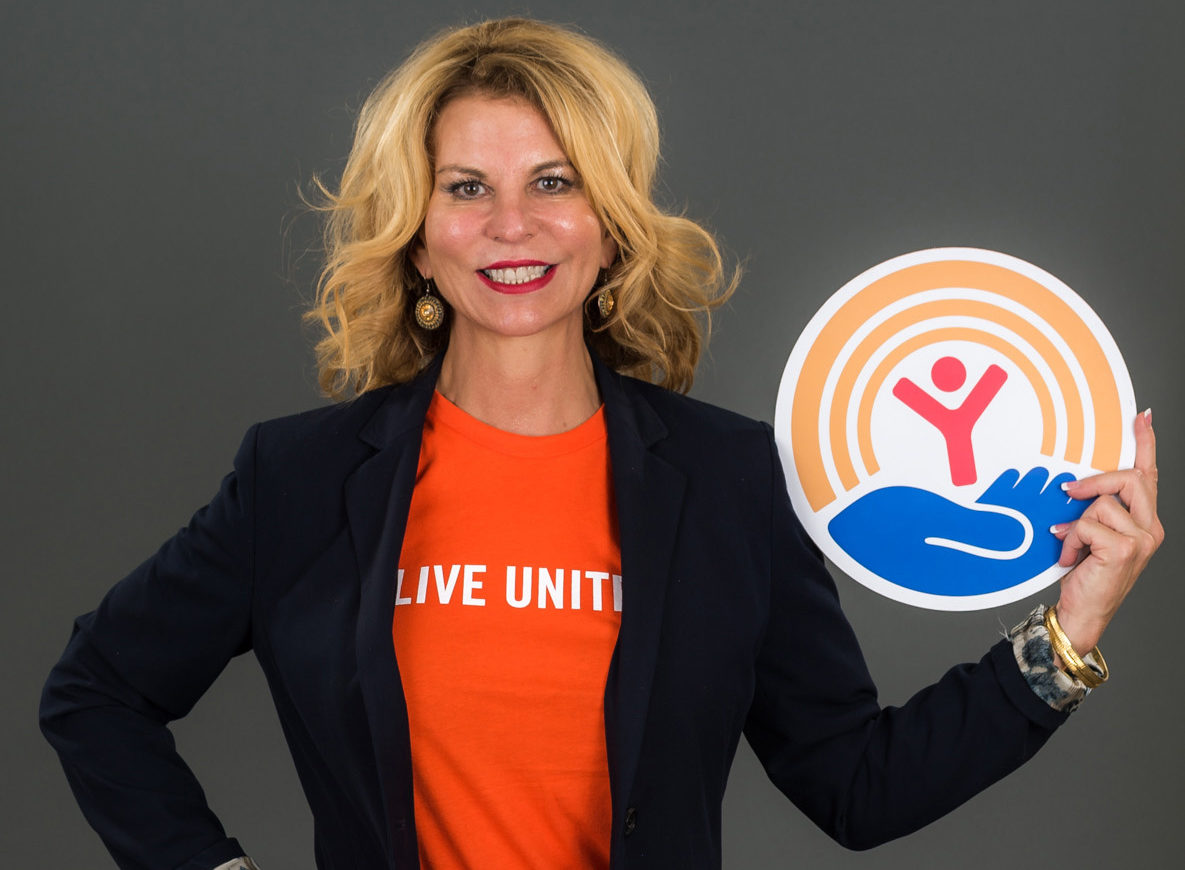 Kathleen Cannon, CEO/president of United Way of Broward