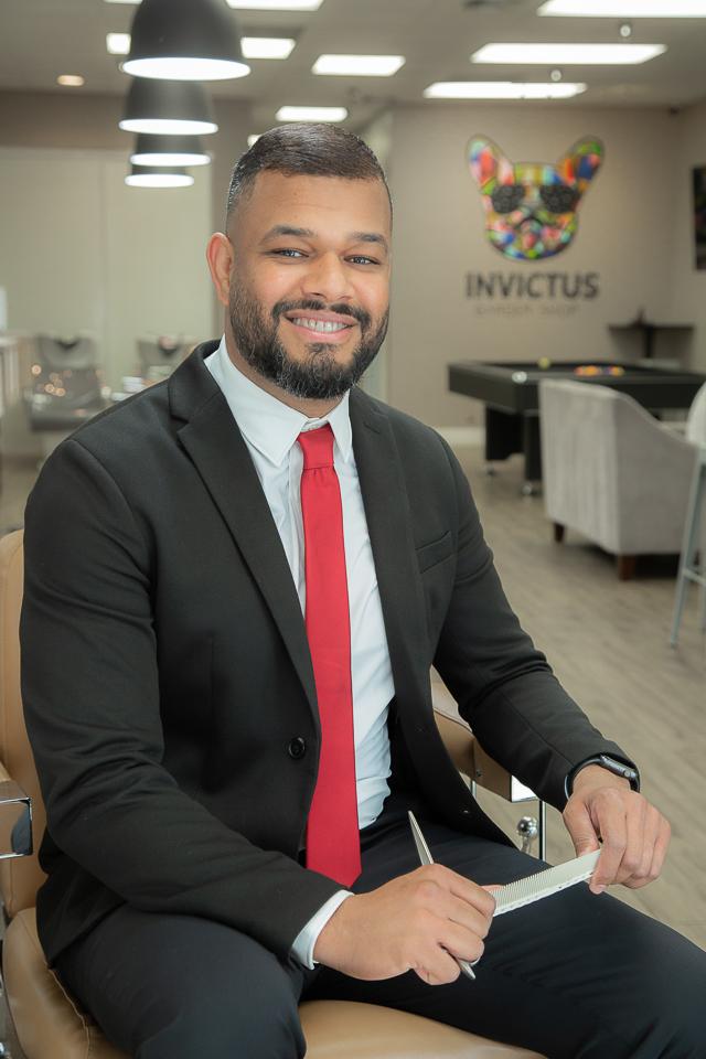Invictus Barbershop
