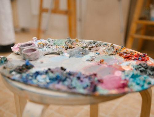 South Florida art workshops