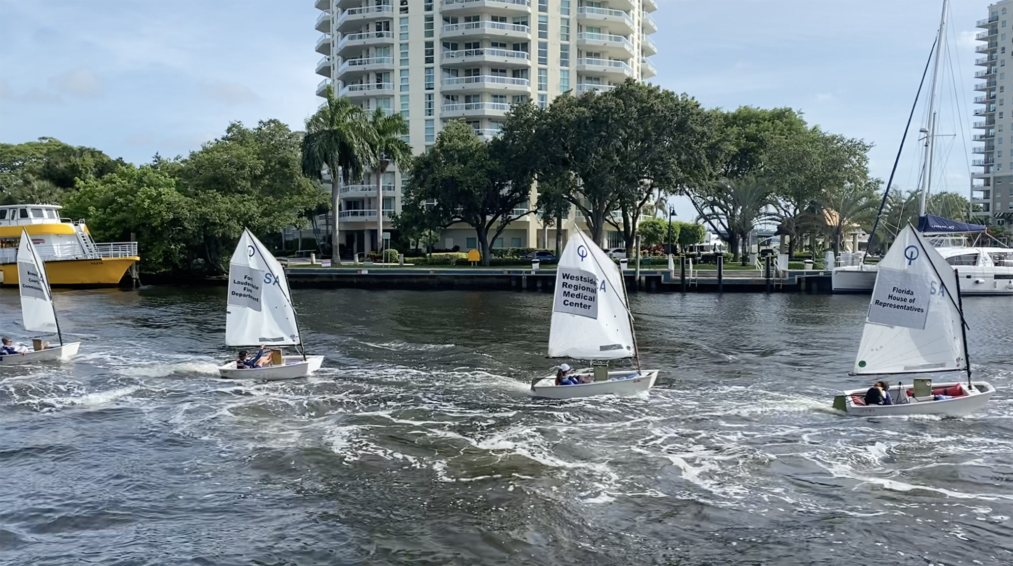 Lauderdale Yacht Club Sailing Foundation