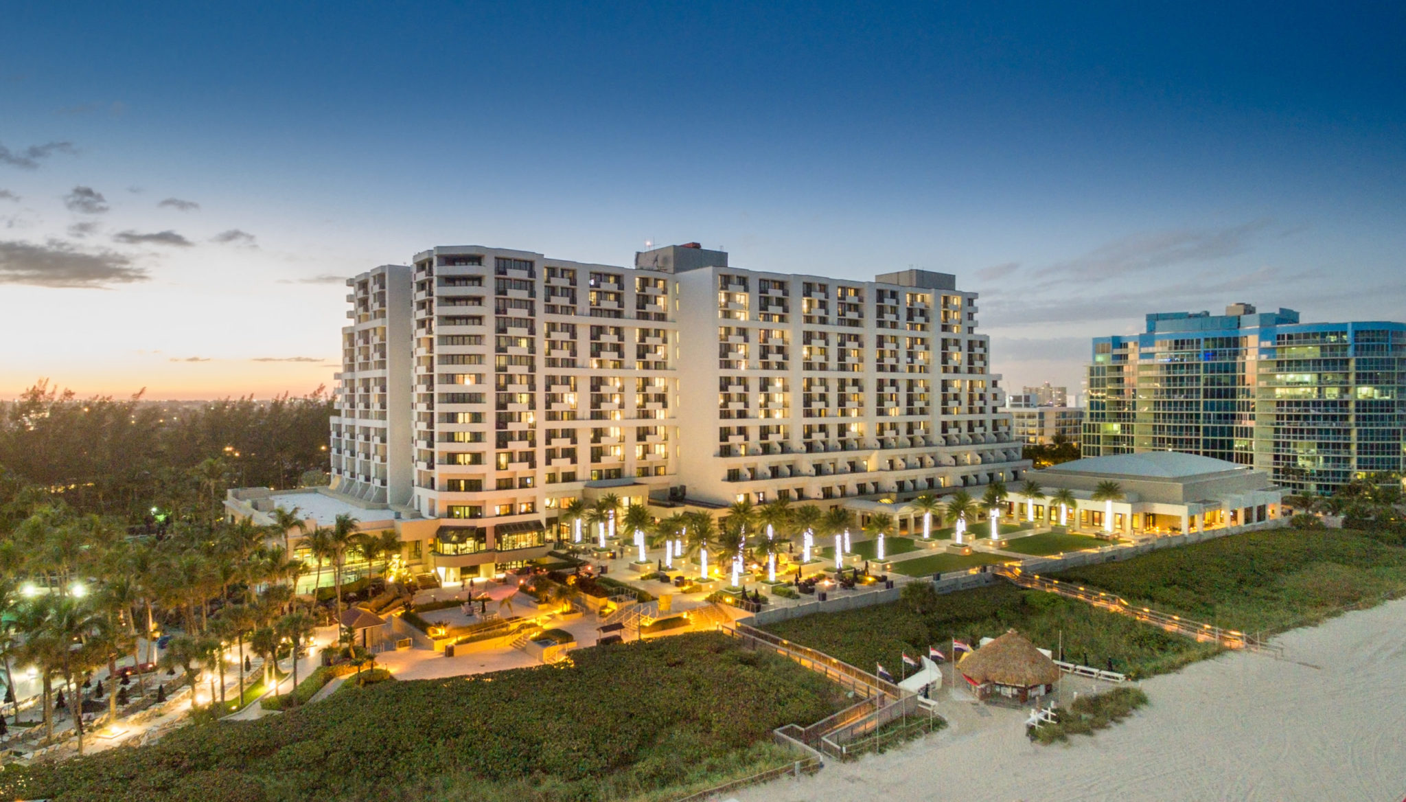 Fort Lauderdale Marriott Harbor Beach Resort & Spa