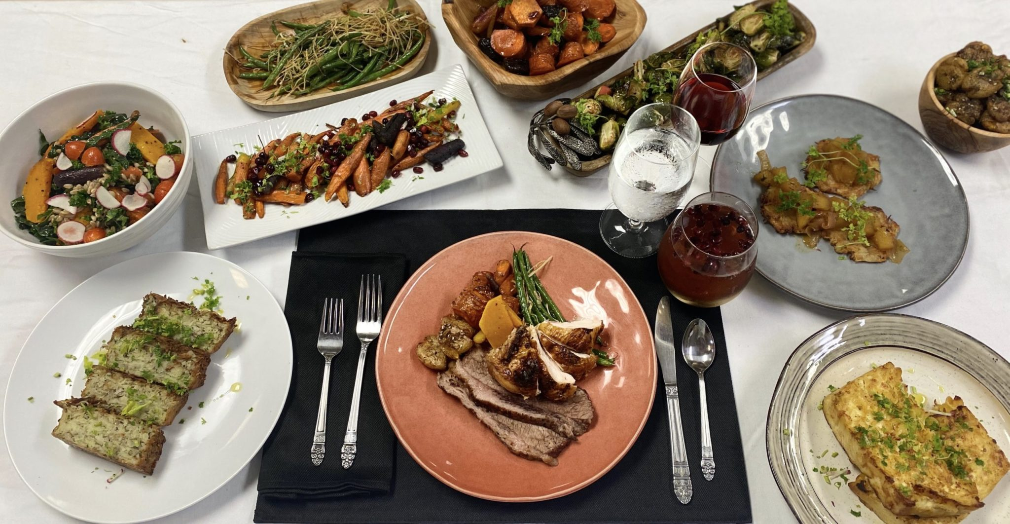South Florida Rosh Hashanah meals