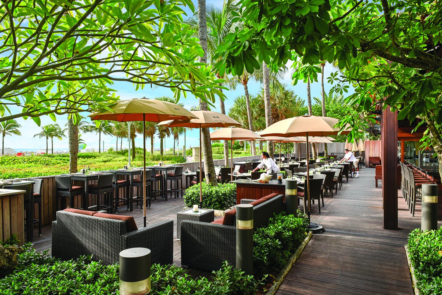 The Ocean Grill Miami Beach