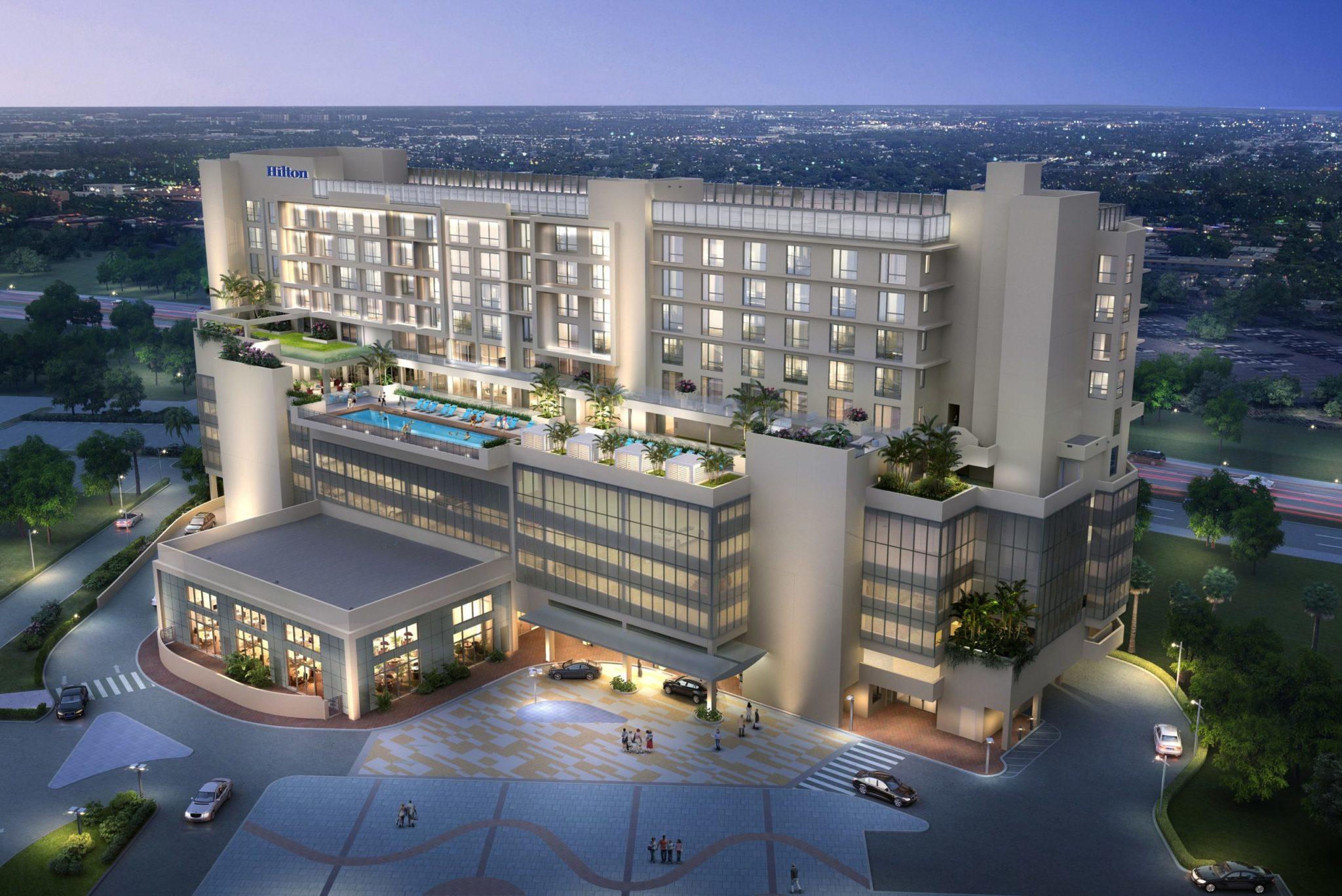 Hilton Aventura
