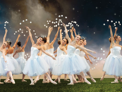 Miami City Ballet performing The Nutcracker