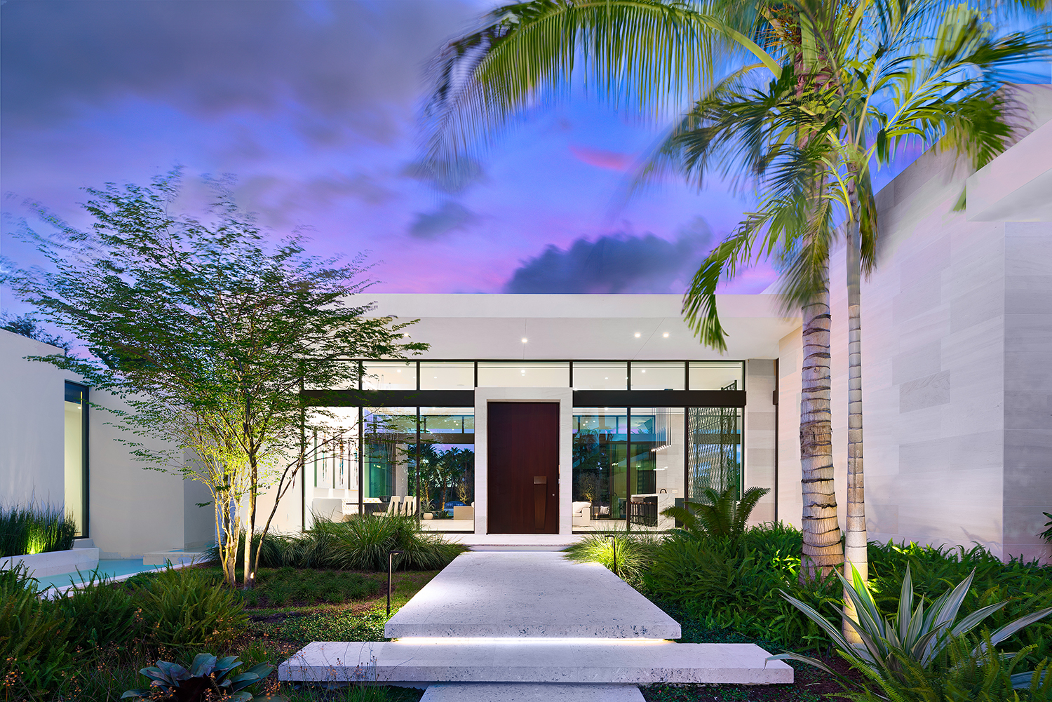 Expect to see more tropical modernism in South Florida suburbs.