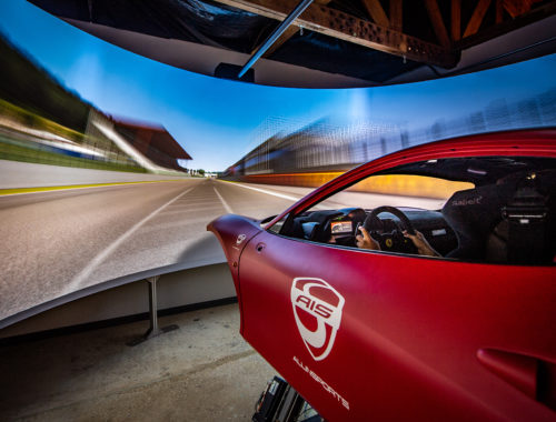 Allinsports (AIS) racing simulator