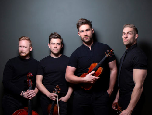 Well-Strung performs at Broward Center this year