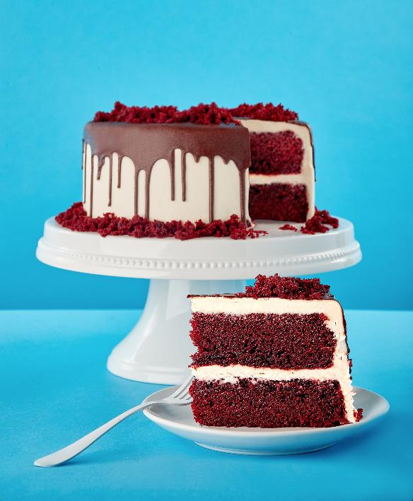 The Red Velvet Cake at Fireman Derek's