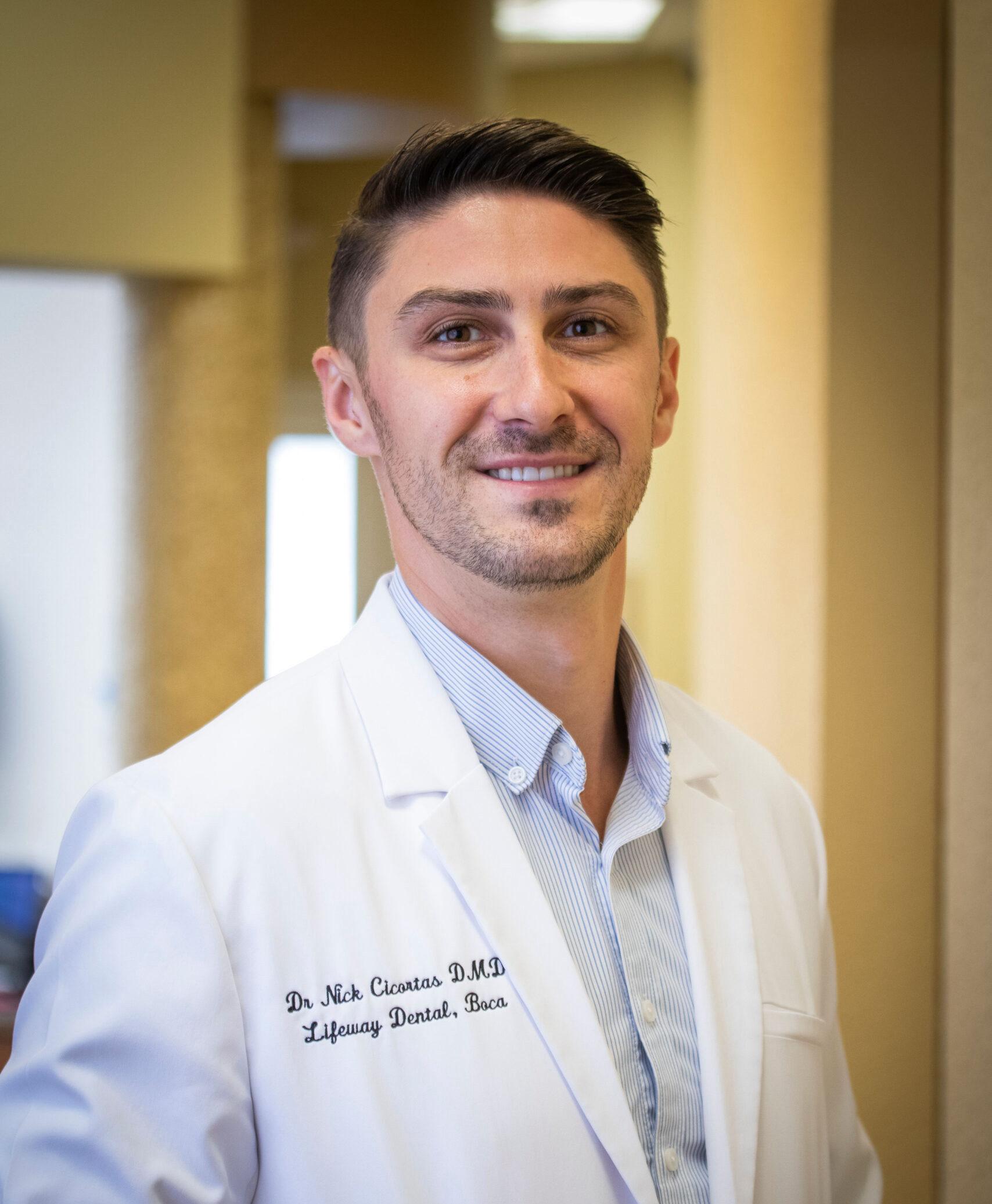 Dr. Nick Cicortas, DMD